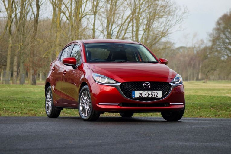 Mazda2: A small car that doesn't feel short on luxuries
