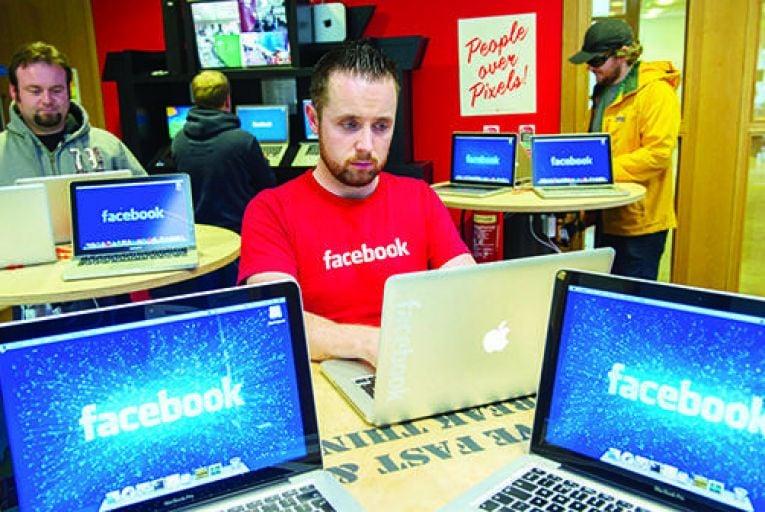 Social media spooks investors but LinkedIn bucks the trend