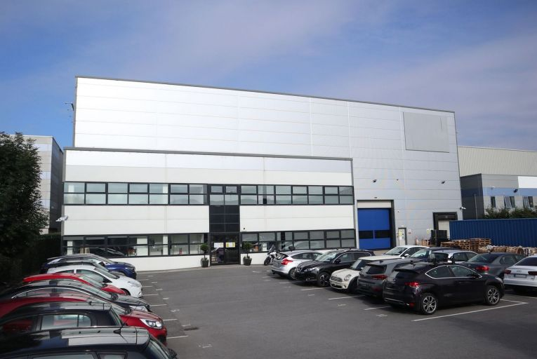 Industrial warehouse investment on market for €4.3m