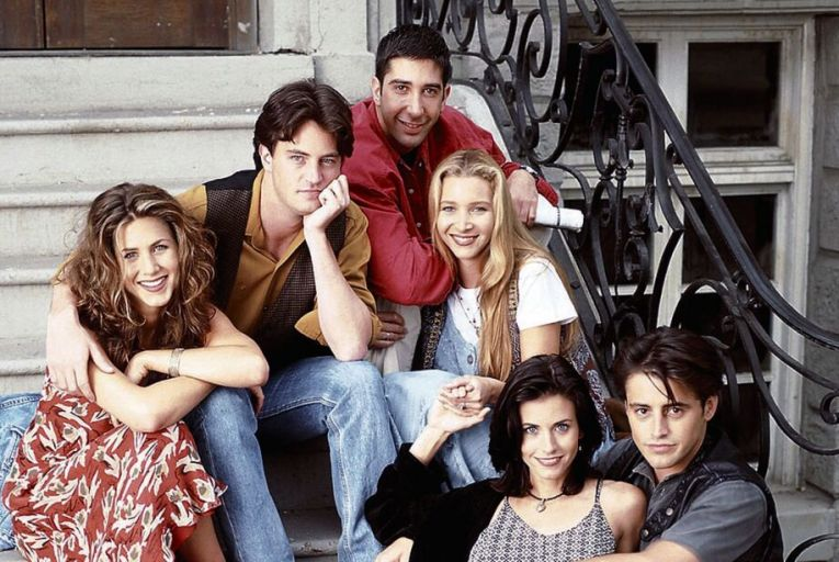The influence of the 1990s is everywhere: Friends is now as popular with Generation Zs and Alphas as it was with the original audience