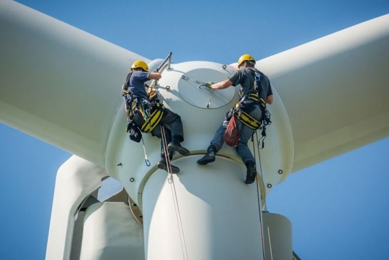Galetech was recently awarded a contract to provide maintenance support to SSE Renewables' fleet of wind turbines across Ireland and the North.