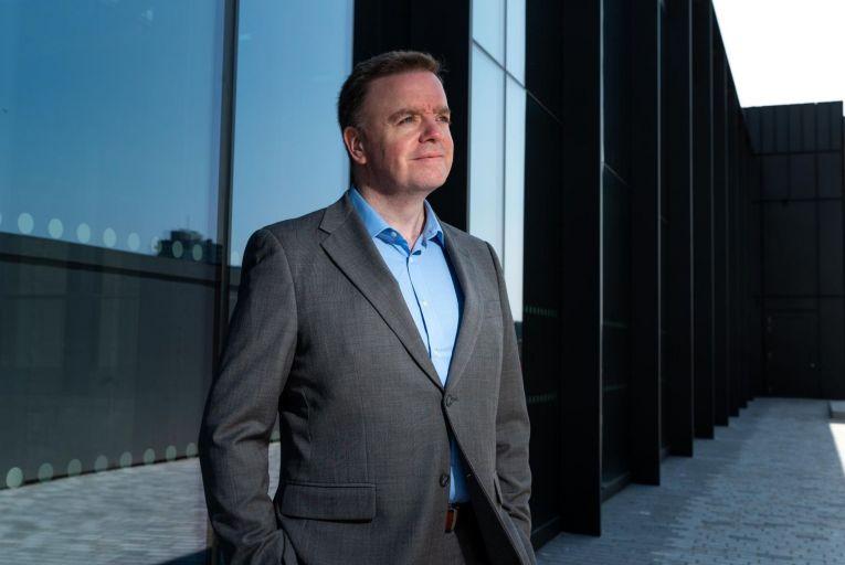 Finbarr Kenny, director of Roche Ireland. Picture: John Allen