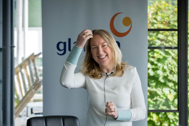 Siobhan Talbot, managing director, Glanbia: granted more than 233,000 shares
