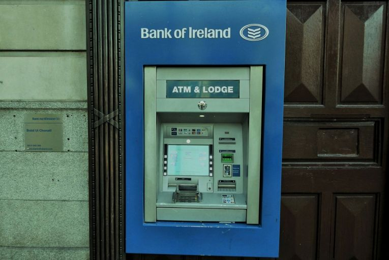 Bank of Ireland announced the closure of 103 branches across the island in March, when a deal to provide banking services to customers through post offices was made. Picture: Getty