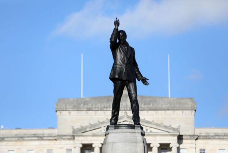 Sir Edward Carson was concerned that if the bill was rejected the 1914 Home Rule bill could be activated. Picture: Eamonn Farrell/RollingNews.ie