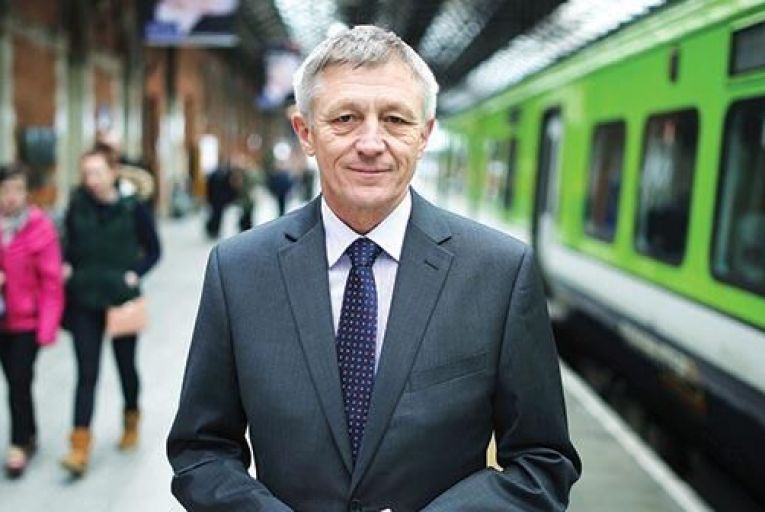 Irish Rail boss: we need €100m more a year or we'll go bust