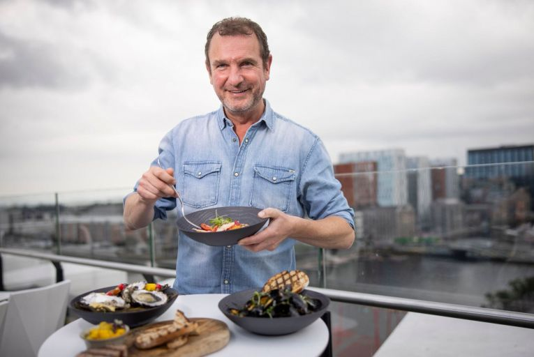 Roger Duggan, festival director for Taste of Dublin, said it has been a challenge to make sure the festival could take place. Picture: Fergal Phillips