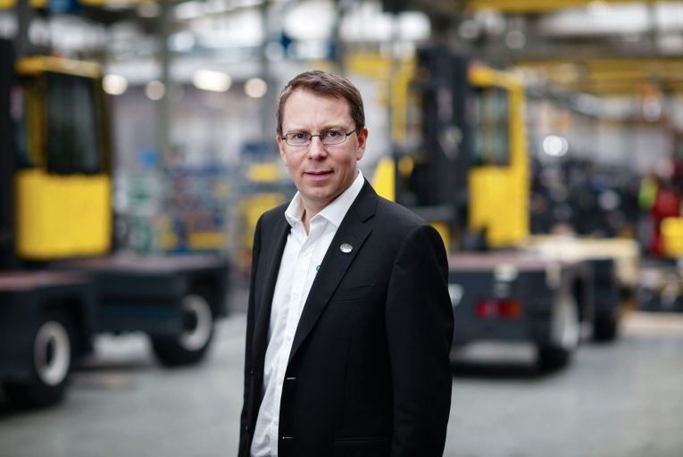 Monaghan forklift firm announces return to near-full production
