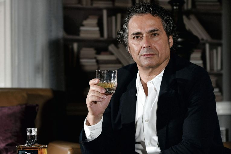 Andre Levy, chairman of Protégé International: in legal battles against Irish Distillers in the Supreme Court in Dublin, and Bacardi in the US federal appeals court in California. Picture: Maura Hickey
