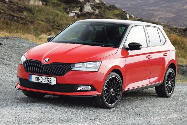 The Škoda Fabia has had a sporty casual makeover