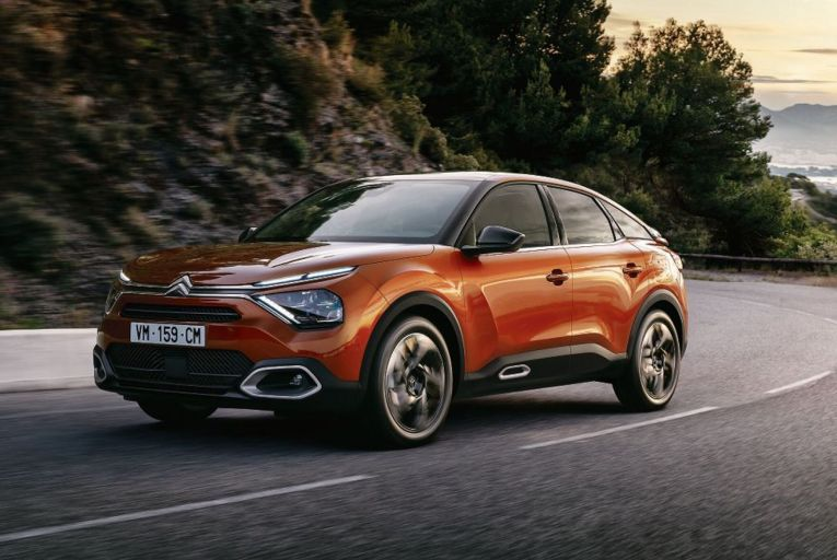 The new C4's extrovert design won't please everyone but we applaud Citroën for being so bold with the car's styling