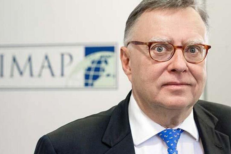 Jurgis Oniunas, chairman of IMAP