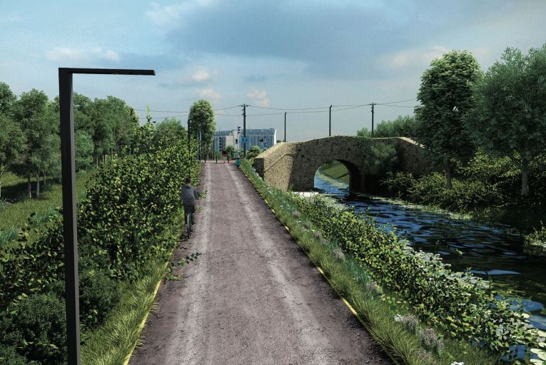Route preferred by Varadkar could add €6m to cost of greenway
