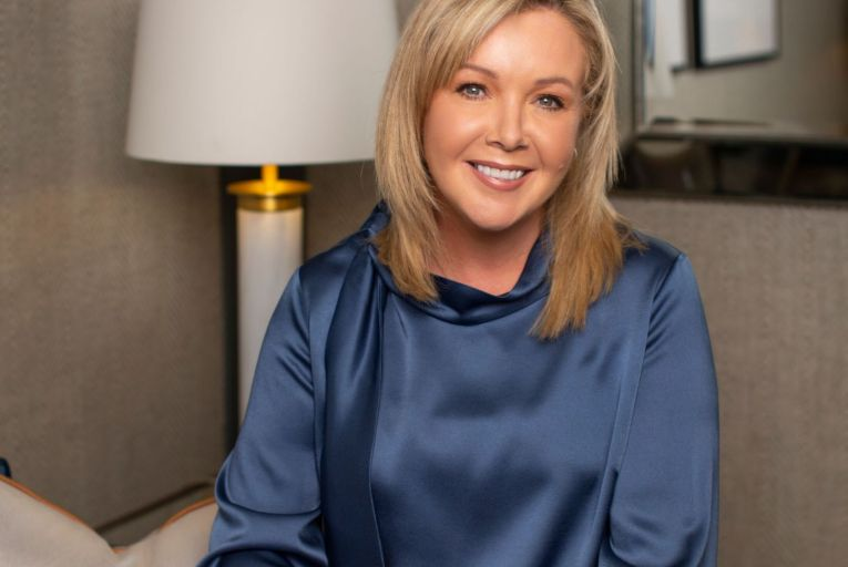 Arlene McIntyre founded Ventura Design in 2005 and she has since gone on to help revamp Adare Manor and Luttrellstown Castle. Picture: Kip Carroll