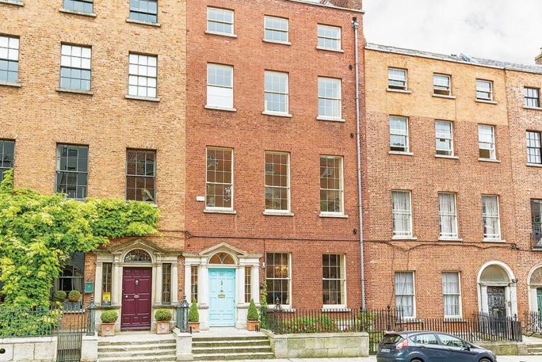 49 North Great George's Street in Dublin 1 is  for sale for €2.25 million