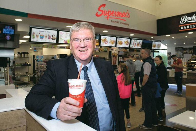 Supermac's takes 'bills' case against former franchisee