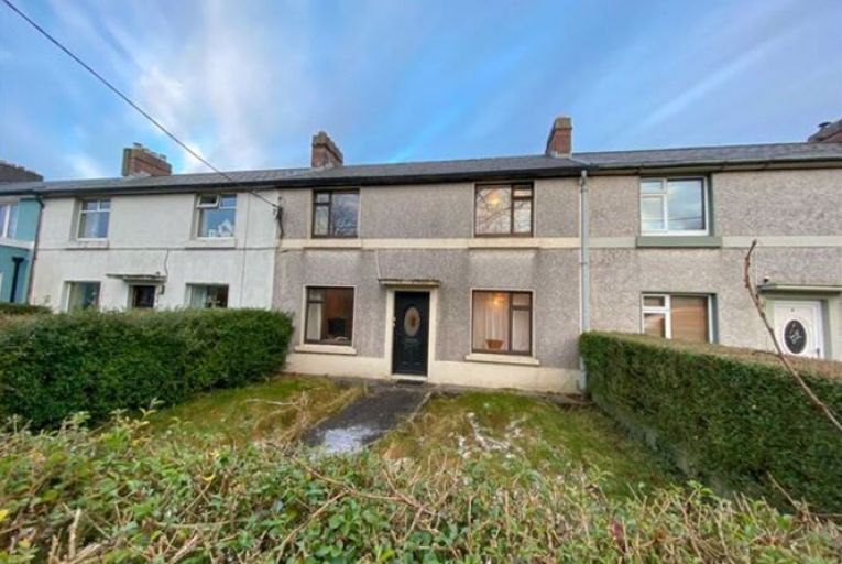 4 Walsh's Terrace in Woodquay in Galway is guiding €290,000