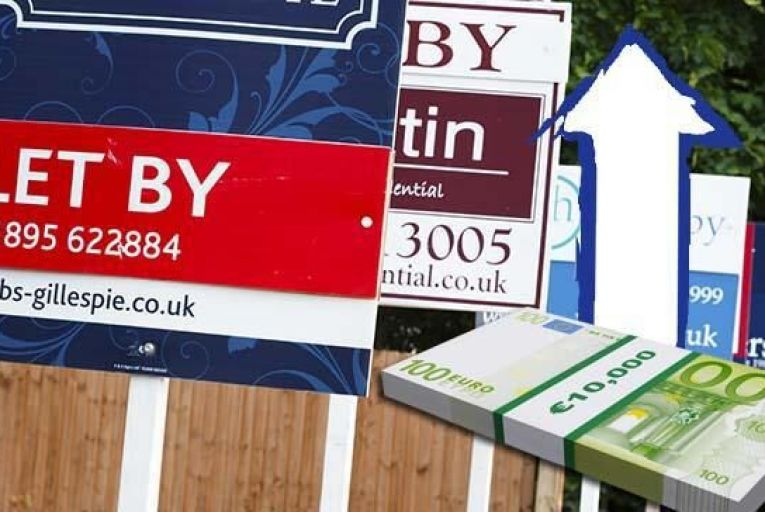 Landlords who haven't raised rents in the last year ought to give notice of intention to do so now