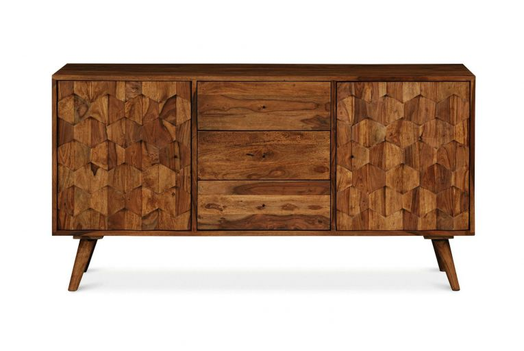 The Fabiana sideboard, €499 at Michael Murphy Furniture in New Ross