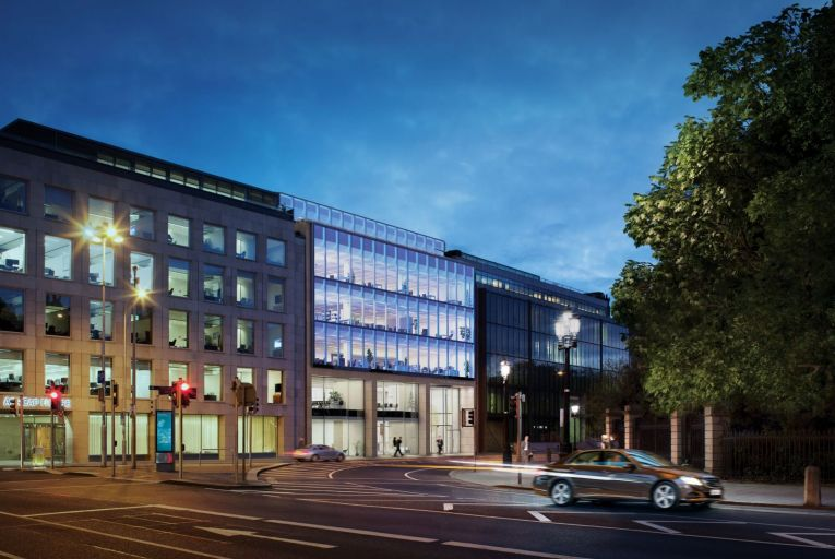 70 St Stephen\'s Green in Dublin 2: US pharma giant Horizon Therapeutics is to move its global HQ there.