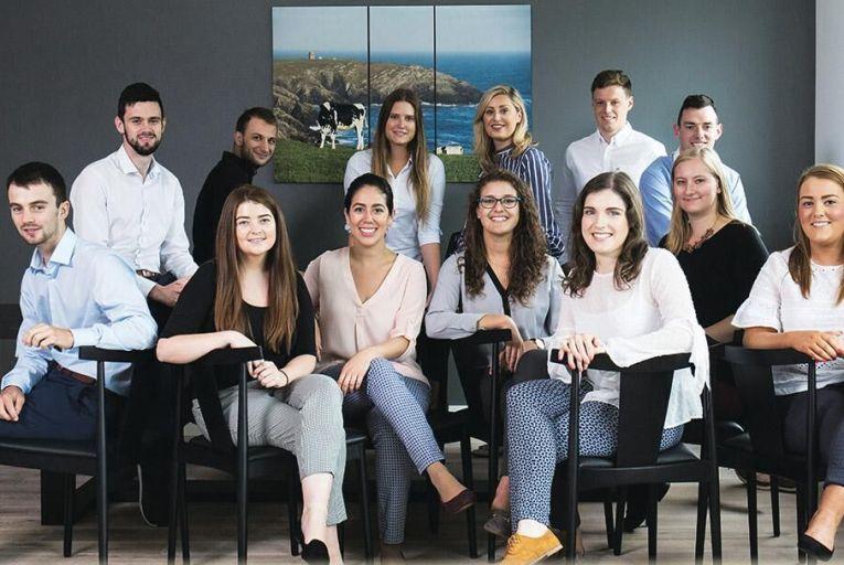 The Ornua Graduate Class of 2017