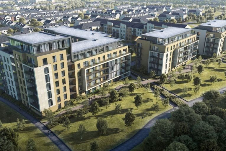 Scheme of 211 quality apartments sold for €73m