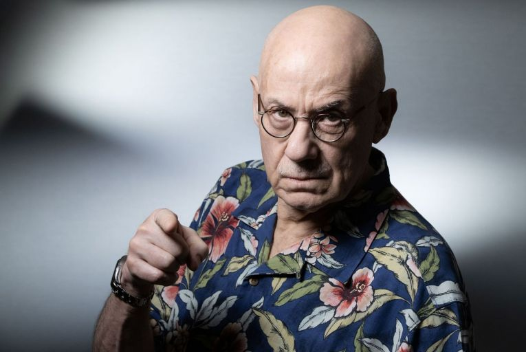 James Ellroy: a literary man out of time? Picture: Getty
