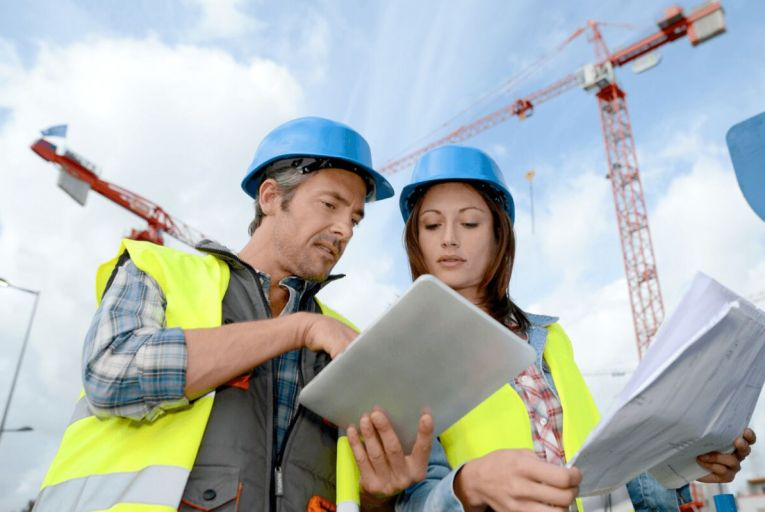 Harris: 'Encourage children to build a career in construction'