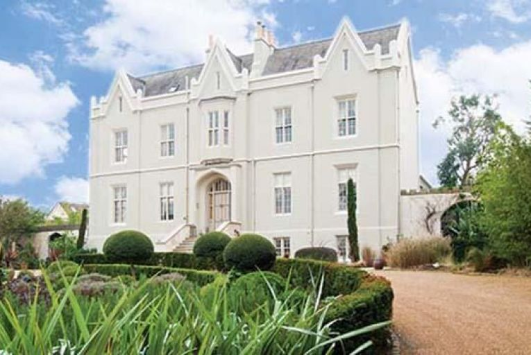 The six-bedroom Dalkey home that has centuries of history.