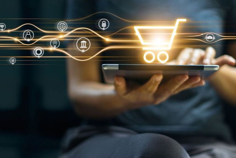 Trends in a range of diverse areas such as remote learning and ecommerce have suddenly been supercharged and shortcomings have been revealed. Pic:Getty