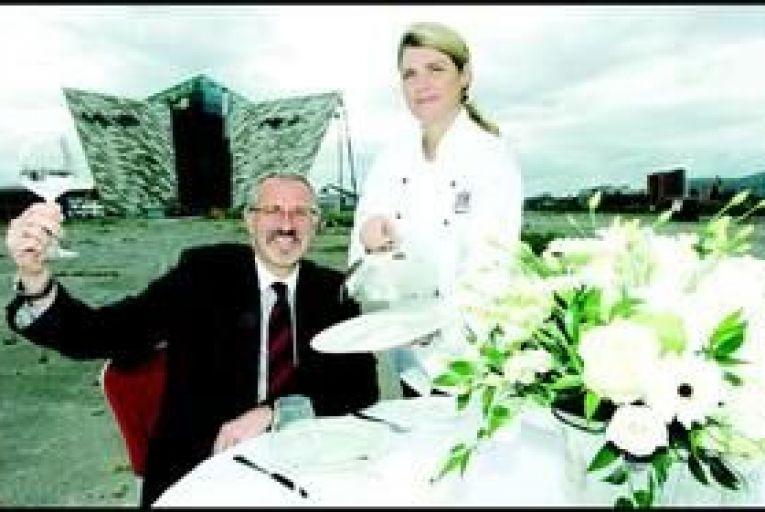 Review October 2011: Fitzers' Titanic Belfast contract