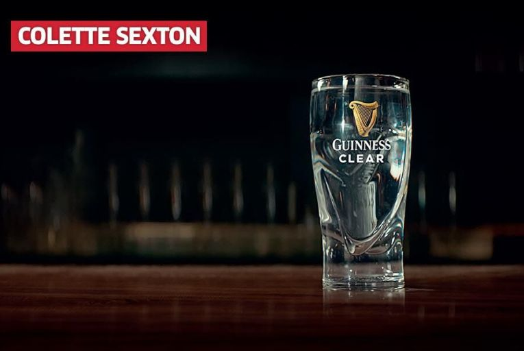 Guinness \'rebranding water\'