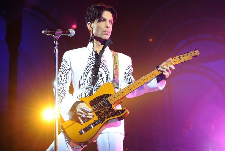 Even from beyond the grave, Prince is a funk/soul force to be reckoned with