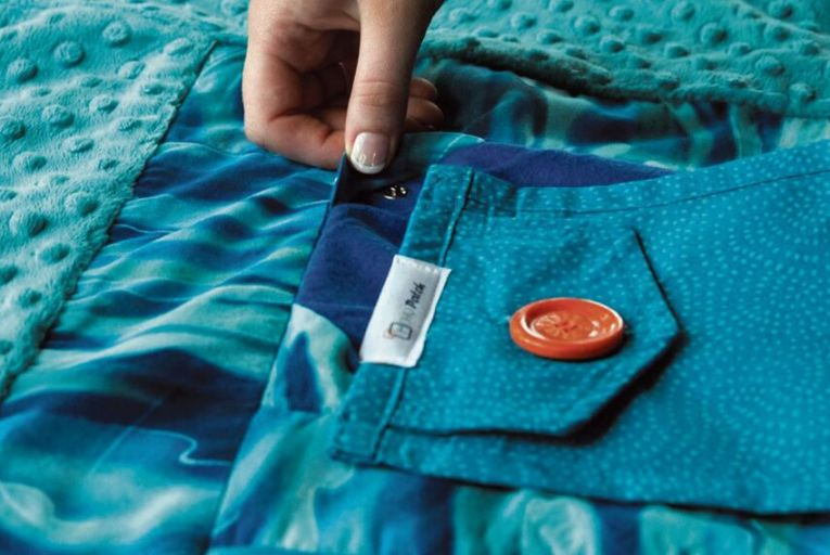 Sensory blanket firm offers customised comforts
