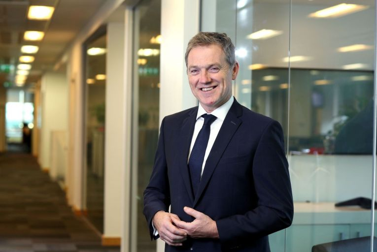 Niall O'Grady has been appointed chief executive at Linked Finance
