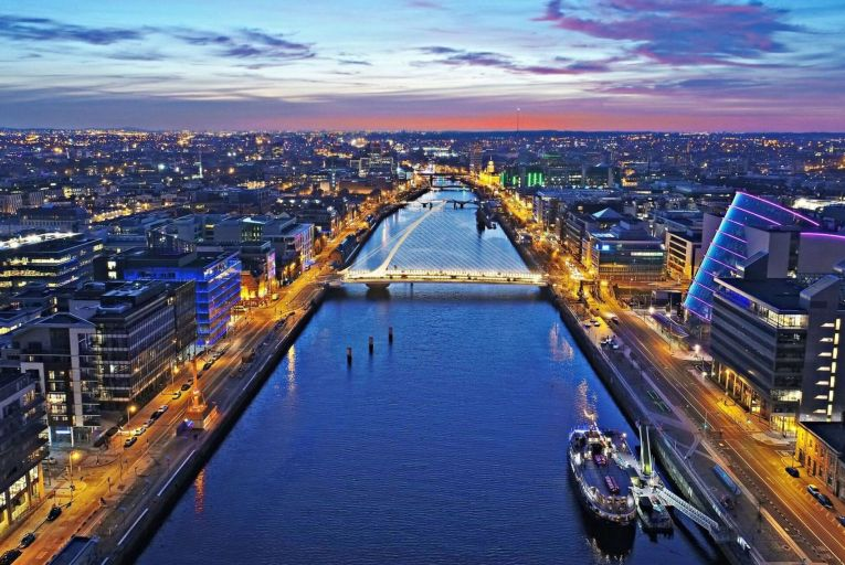 The Dublin office market is showing signs of recovery after lockdown