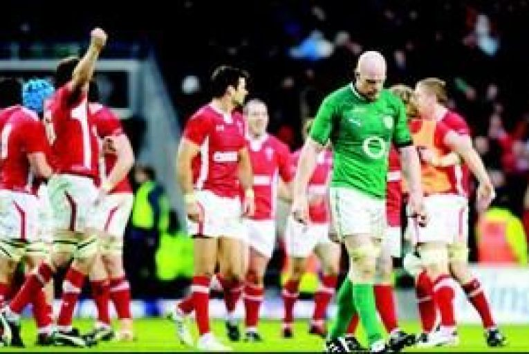 Trying times for Irish rugby