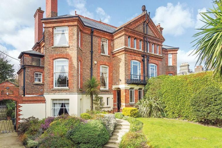 Rare architectural gem in Monkstown guiding €2.6m