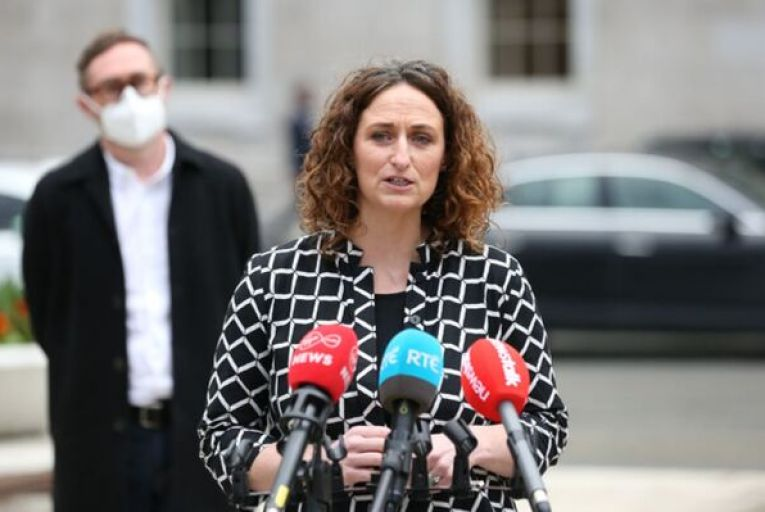 Lynn Boylan, the Sinn Féin Senator, said Hap was paid directly to a landlord by a local authority and so should not be treated as income. Picture: RollingNews.ie