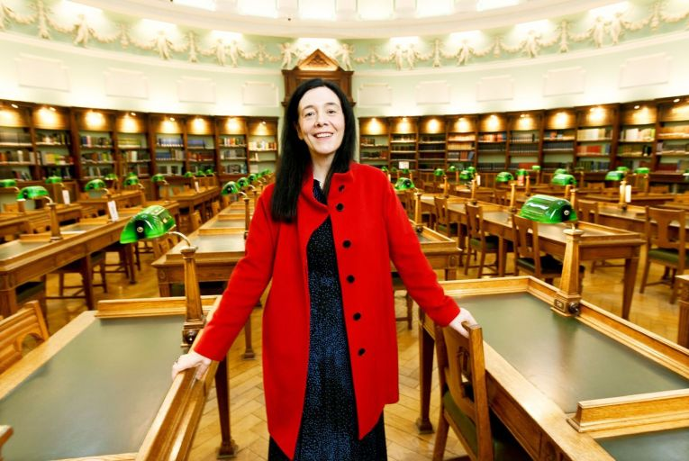 'What we hold in the National Library is memory'