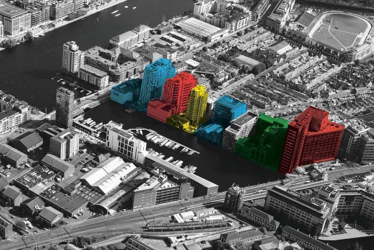 Grand plans for Googletown