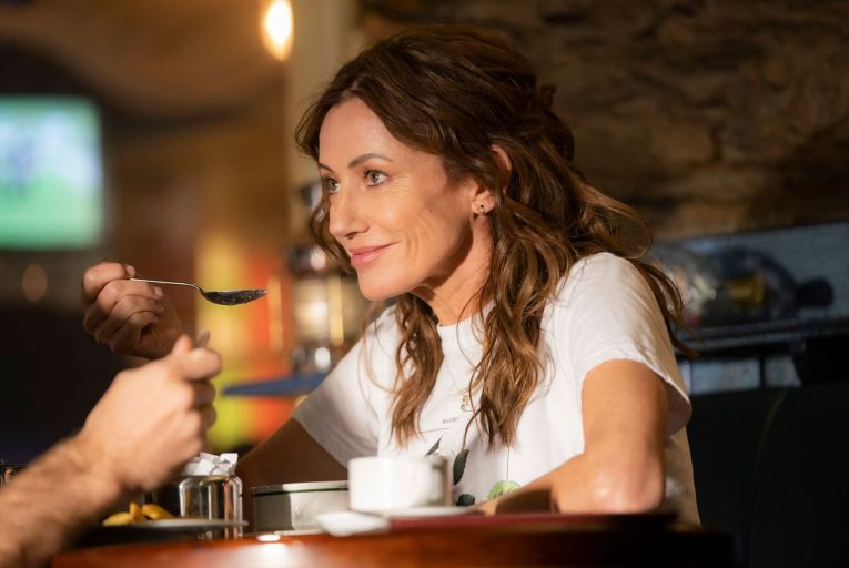 Orla Brady in RTÉ's lacklustre new comedy-drama The South Westerlies