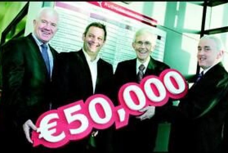 €50,000 startup seed capital up for grabs
