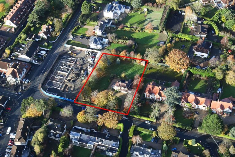 Rockbrae development site seeks offers in excess of €2.3m