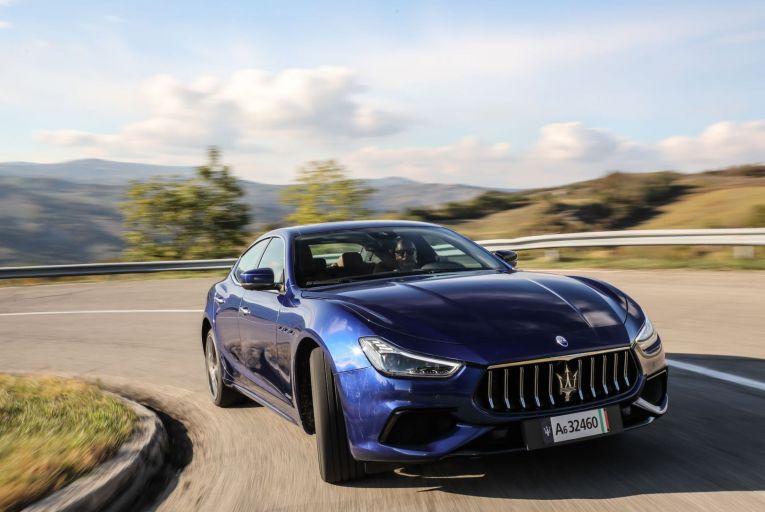 Motoring: Maserati's half-baked hybrid saloon falls flat