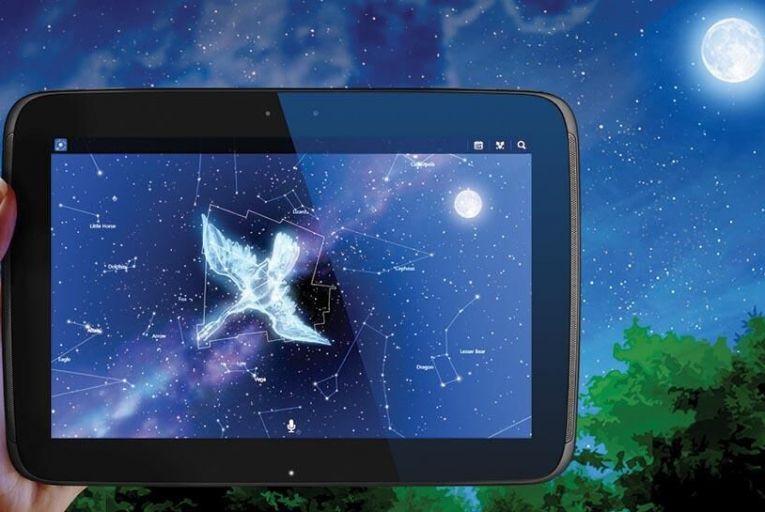 Stargazing app Star Walk