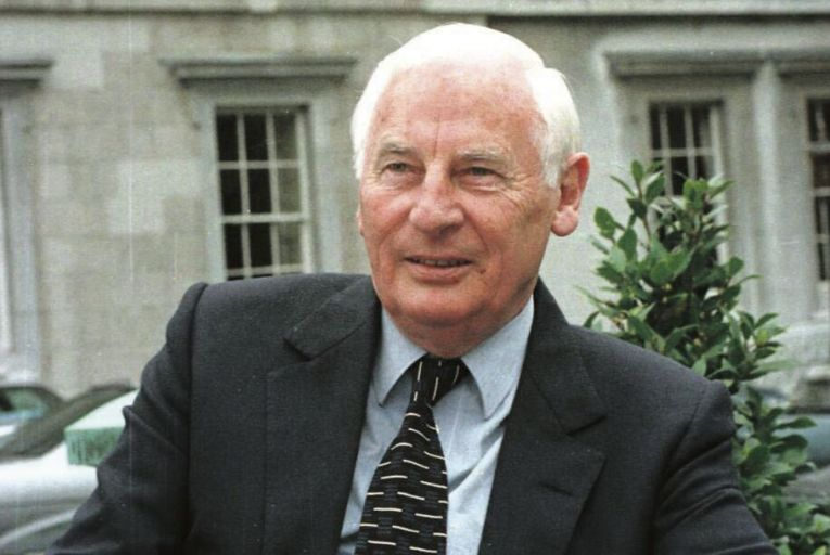Peter Barry said the opening of a resident embassy was a natural development in relations between the two countries. Picture: Collins