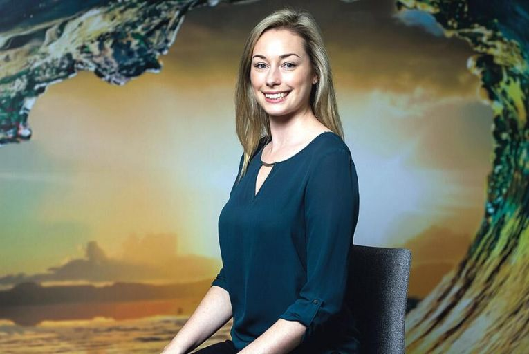 Taylor Halpin, Shannon Commercial Properties: 'I love the connectivity that Shannon provides' Pic: Alan Place