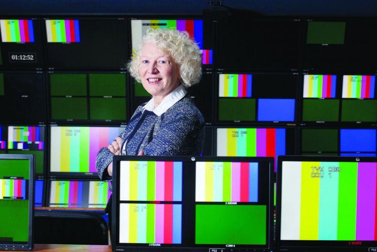 Irish firm runs Europe's largest mobile TV studio