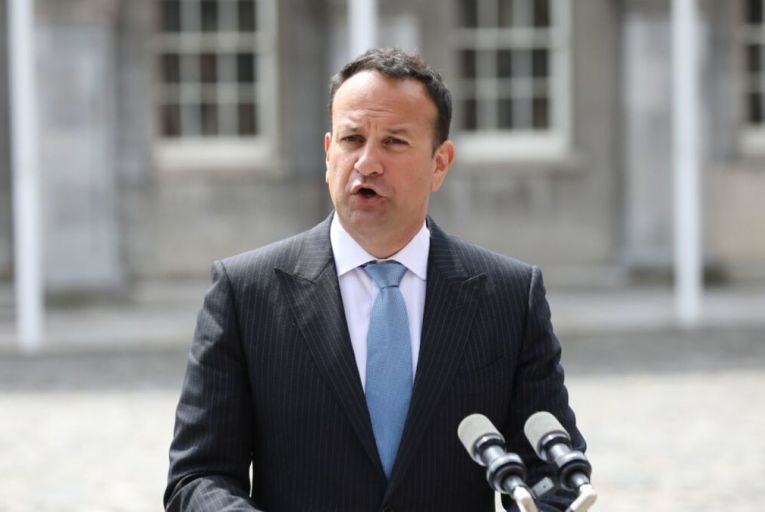 Leo Varadkar, the Minister for Enterprise, committed €150,000 in June to fund the research looking into the potential economic, social and environmental impact of a four-day working week. Picture: Rollingnews.ie
